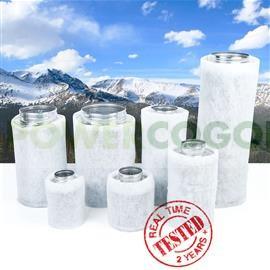 Filtro Carbón Mountain AIR 250/ 500 1070 m3/h Anti olor para el cultivo 3