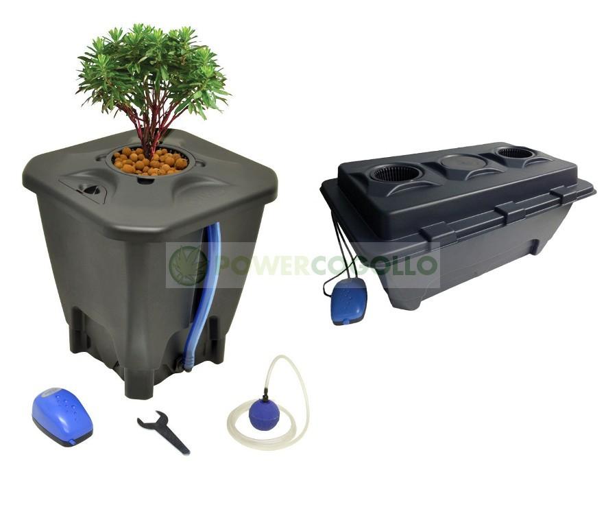 KIT COMPLETO OXYPOT XL (2 plantas) 0