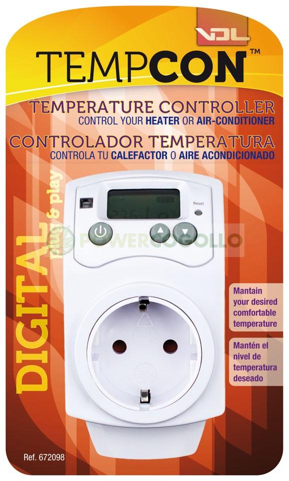 TempCon (Controlador Temperatura) 0