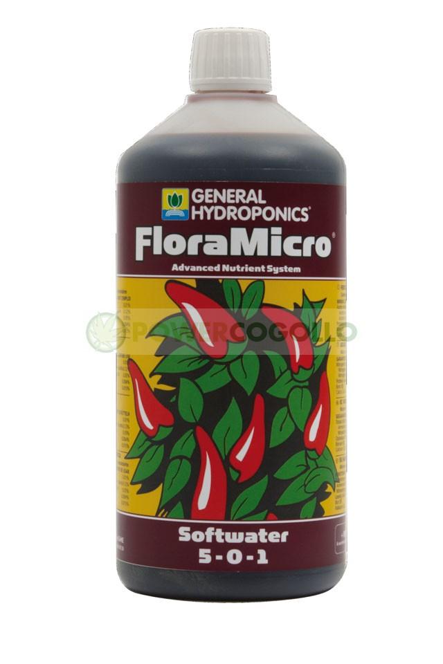 Abono Flora Micro de General Hydroponics 2