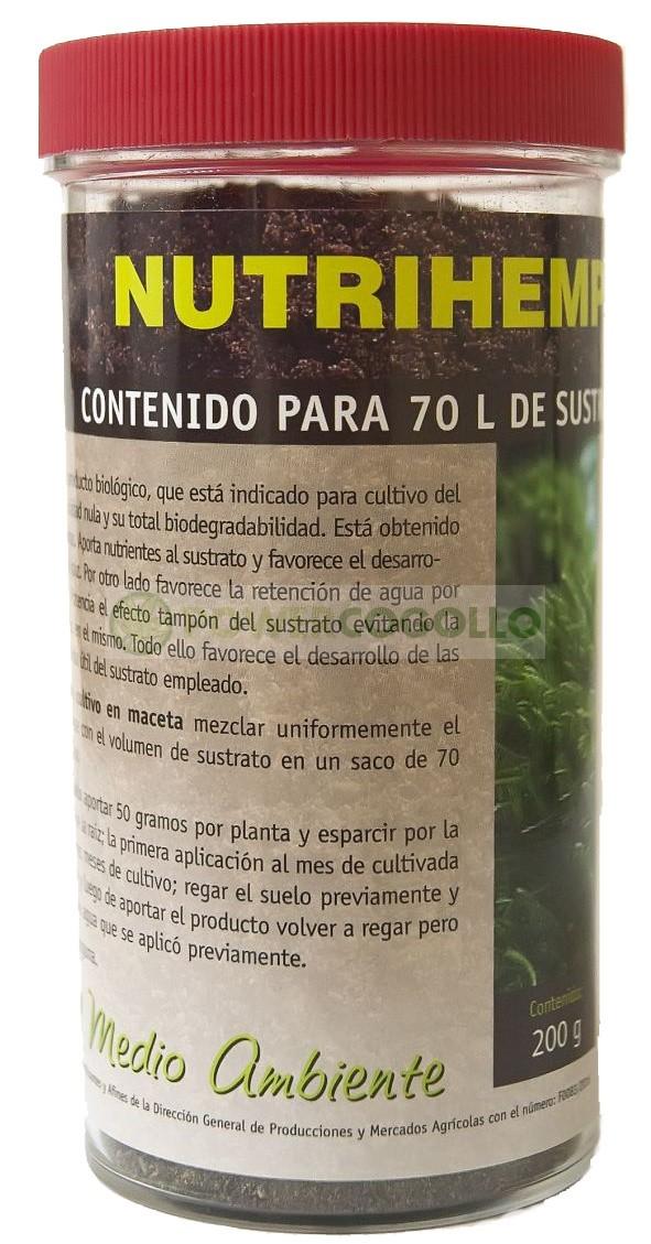 Abono Nutrihemp de Trabe para tu cultivo de cannabis 1