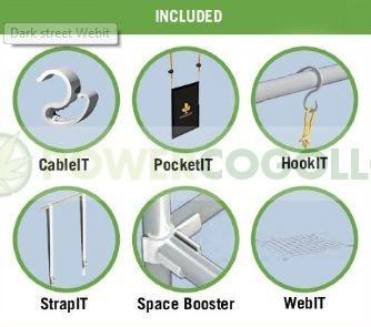 accesorios incluidos en el armario dark room 0