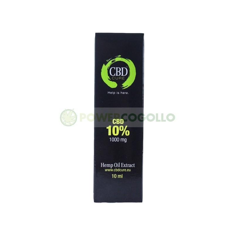 Aceite con-CBD 10% (CBDCure) 10ml 1