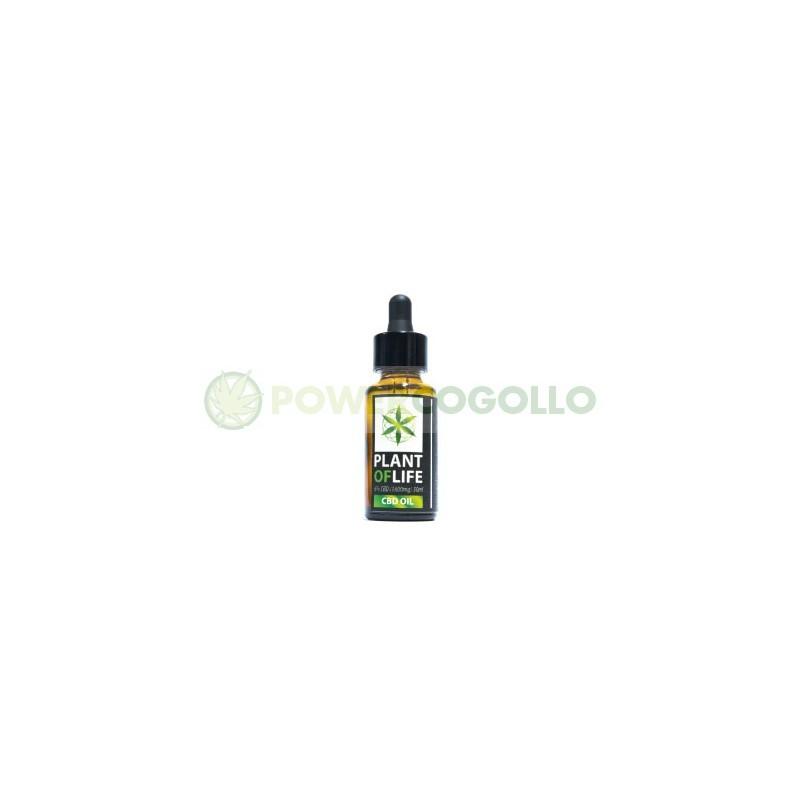 Aceite con CBD 3% Plant of Life 0