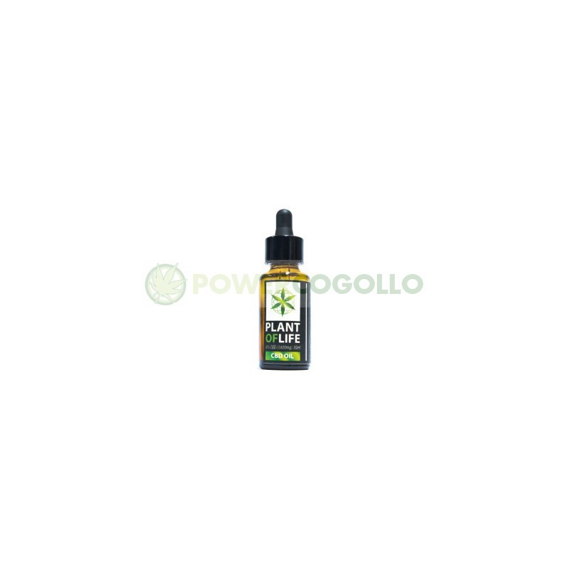 Aceite con CBD 6% Plant of Life 30ml 1