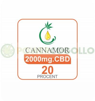 ACEITE DE CBD 20% CANNAMOR (10ML) 1