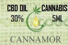 ACEITE DE CBD 30% CANNAMOR (5ML) 1