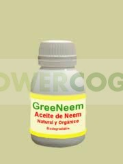 Aceite de Neem GreeNeem Preventivo-Insecticida Sistémico 0