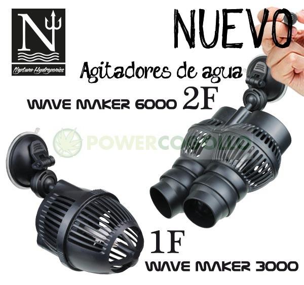 Agitador de Agua Wave Maker (Neptune Hydroponics) 1 Rotor 1