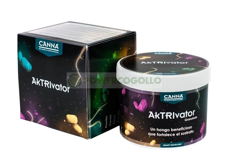 AkTrivator Granulado Canna Trichoderma Harzianum 0
