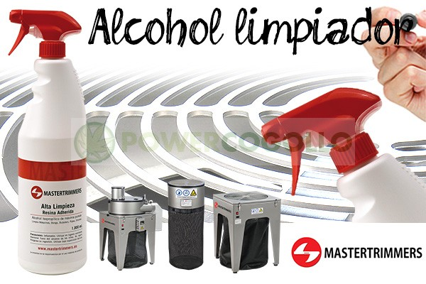 Alcohol Limpiador Anti-Resina Master Trimmer 0