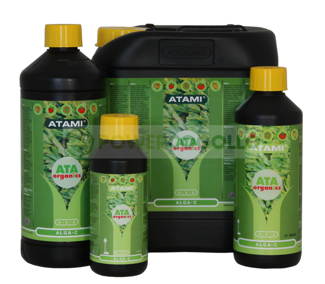 Alga C Ata Organics un abono 0