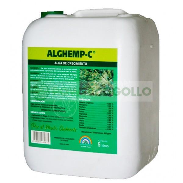 AlgHemp Eco Abono de Crecimiento para tu Cultivo  0