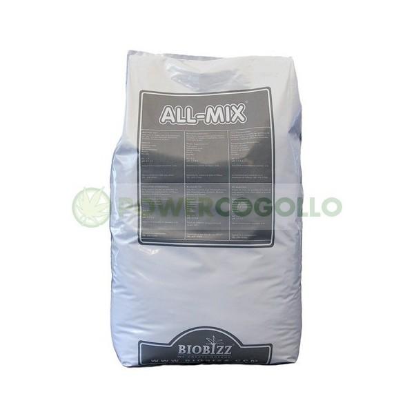 sustrato, tierra, coco, turba, humus, biobizz, allmix, all mix, 0