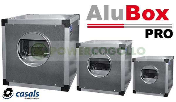 Extractor Alubox-Pro Casals 0