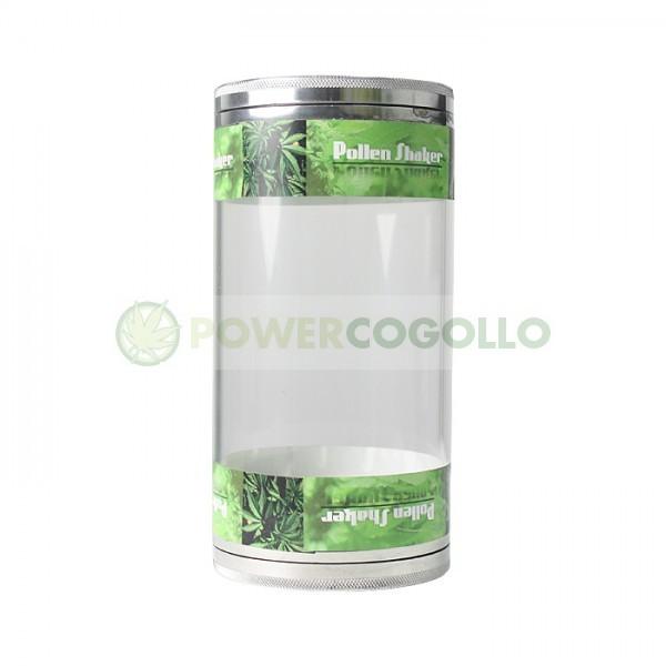 Aluminium Pollen Shaker - 100 Microns2 0