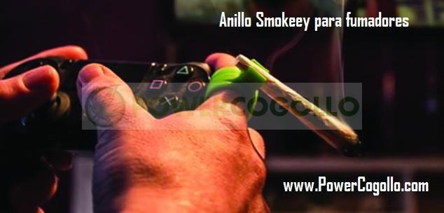 Smokeey (Anillo silicona) 3