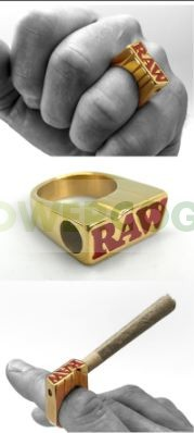 Anillo RAW Smokers Ring 4