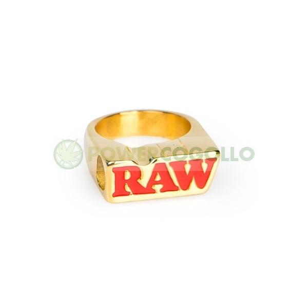 Anillo RAW Smokers Ring 1
