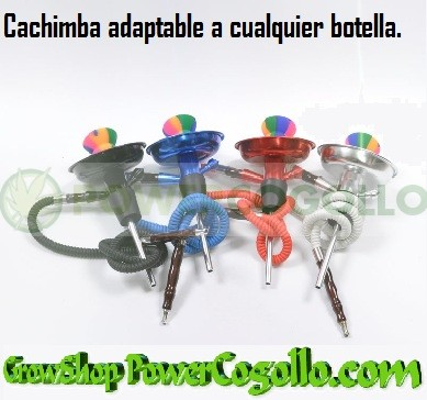 Arguila-Shisha Adaptable Botella 1 Salida 1