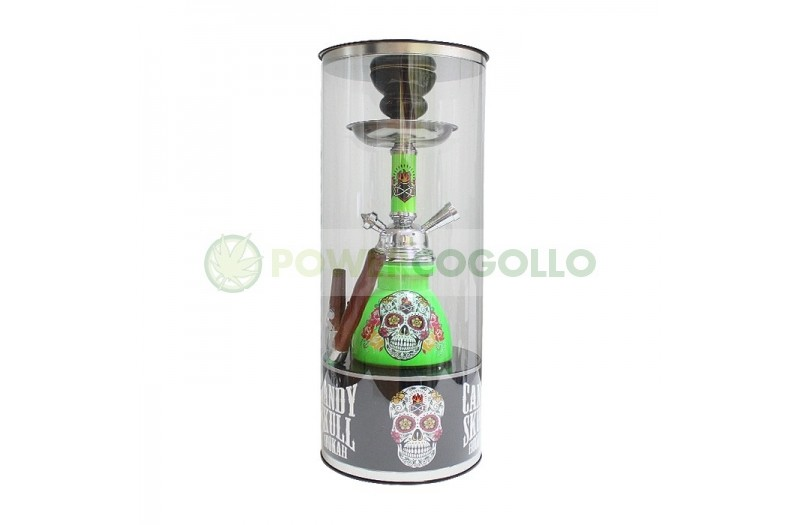 Arguila Skull Candy Shisha 1 Salida 2