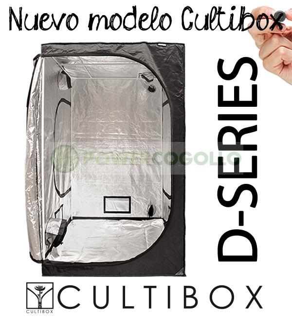Armario de Cultivo Cultibox D-Series 120x120x200cm 0