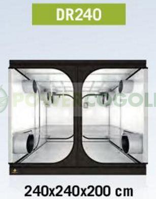 Armario Dark Room R3.0 (240x240x200cm) 1