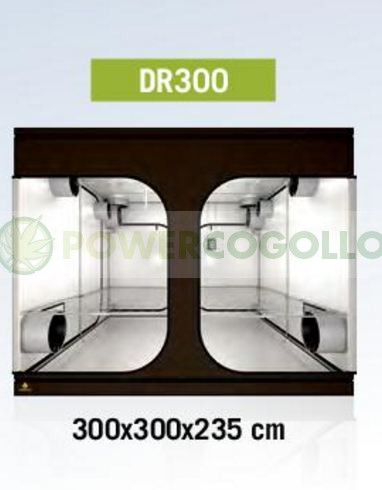 Armario Dark Room R3.0 ((300x300x235cm) 1