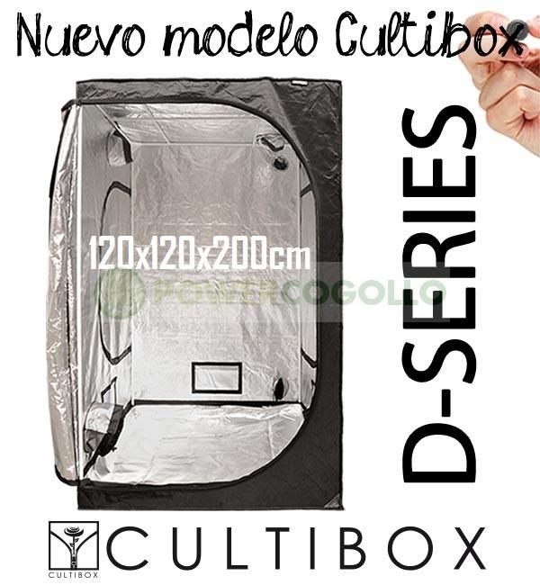 ARMARIO DE CULTIVO CULTIBOX D-SERIES 120X120X200CM 1