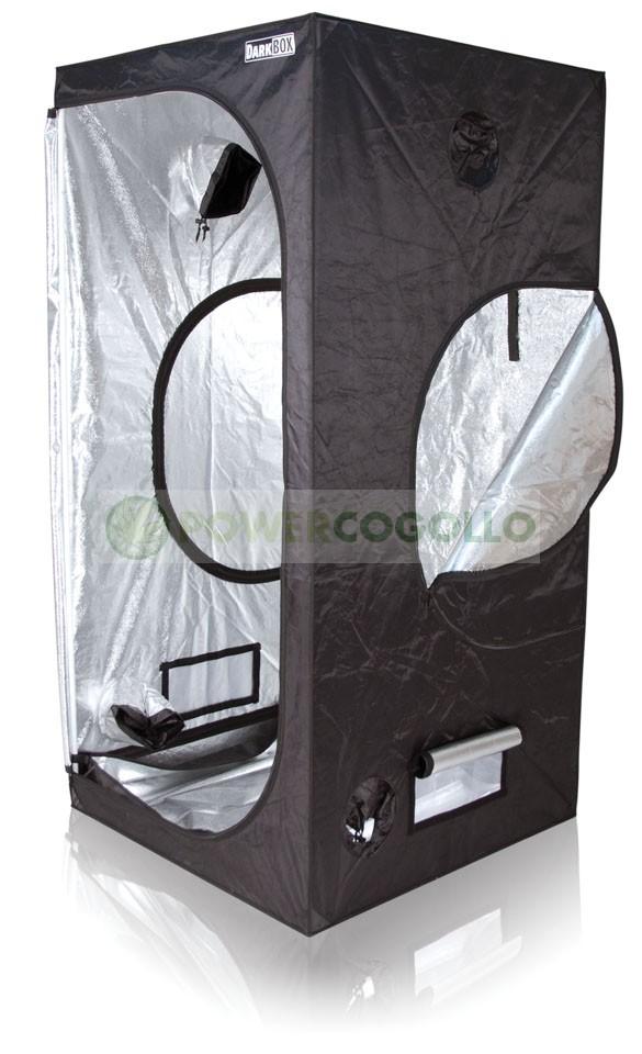 Armario de Cultivo DarkBox 100x100x200cm 1