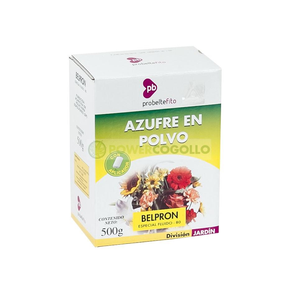 AZUFRE MICRONIZADO PROBELTE (BELPRON 500gr) 0
