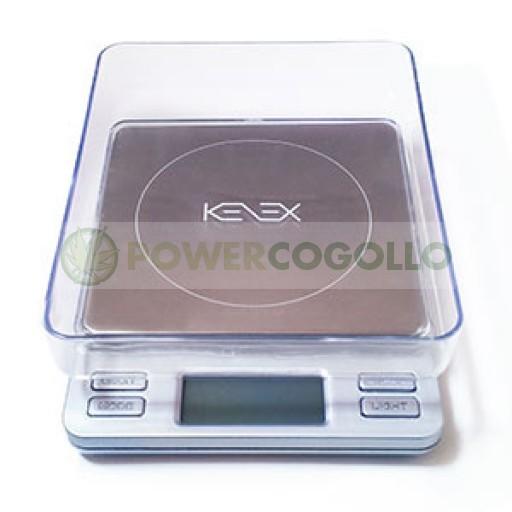 Báscula Digital Kenex Magno 1000 gr / 0,1gr 0