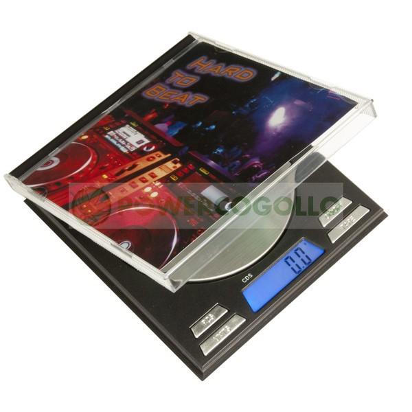 Báscula Digital ProScale CD 100 gr / 0,01 gr 1
