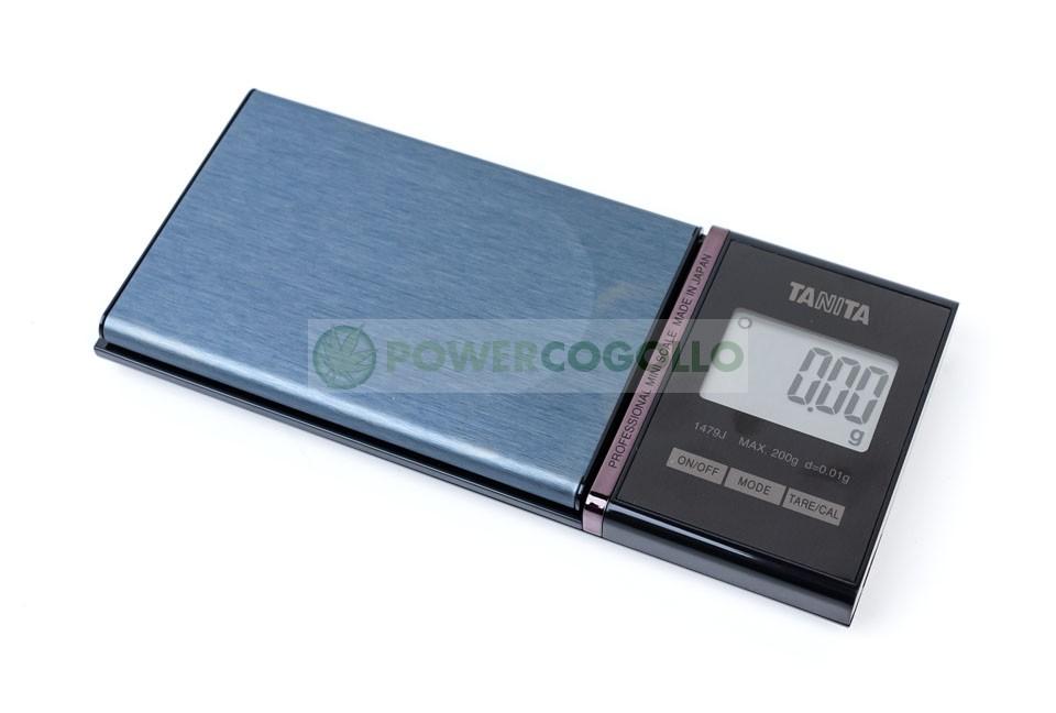 Báscula Digital Tanita 1479J 200gr/0.01gr. 0