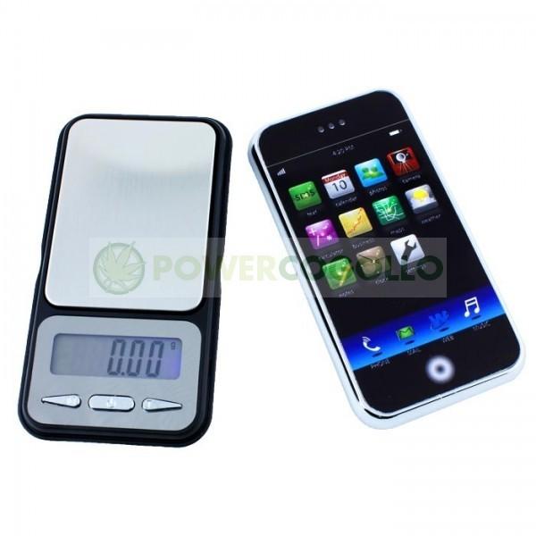 Balanza Precisión Digital Fuzion Iphone 100gr/0,01gr. 2