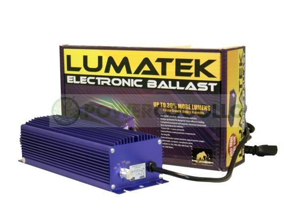 Balasto 400 W Electrónico Lumatek con Regulador 1