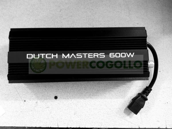 Balastro Electrónico 600W (Dutch Masters) 1