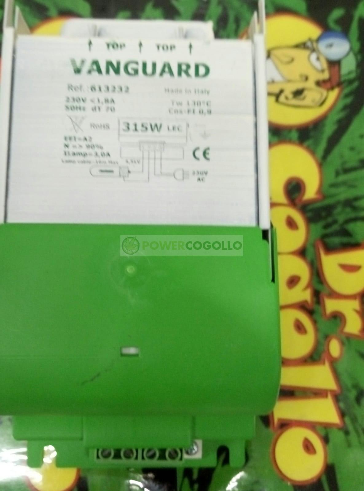 Balastro 315w Lec Electromagnético Vanguard 0