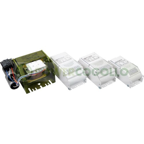 Balastro 600W ETI Electromagnético 2