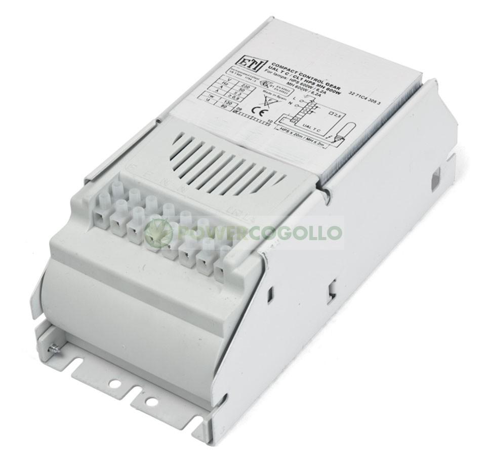 Balastro 400W ETI Electromagnético 1