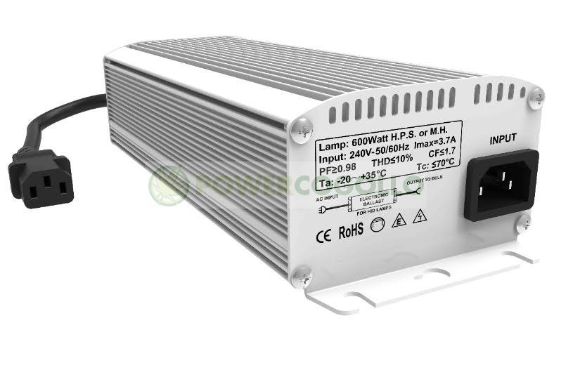 comprar Balastro Electrónico Hortilight VANGUARD regulable Barato 1