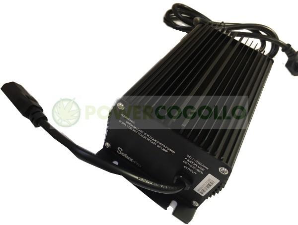 Balasto Electrónico Solux LEC 315W 0