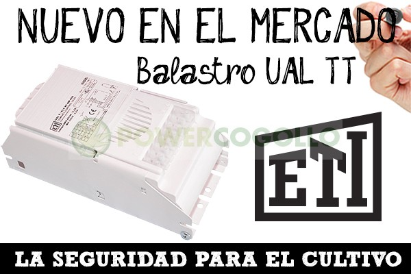 Balastro ETI CL1 600w UAL TT Inteligente 1