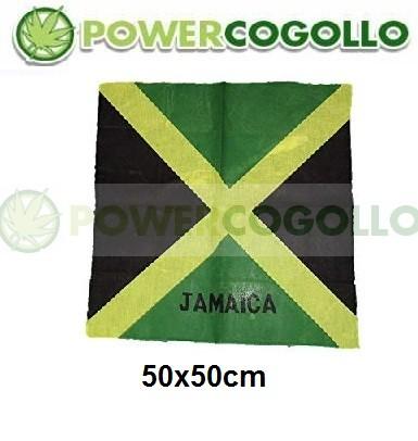 Bandana Jamaica 50x50cm 0