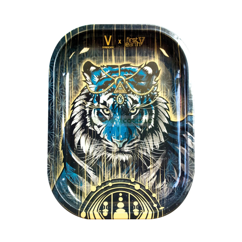 Bandeja Metálica modelo Lion para liar  0