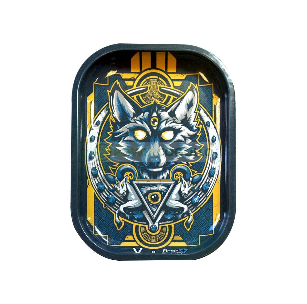 Bandeja Metálica modelo Wolf para liar  0