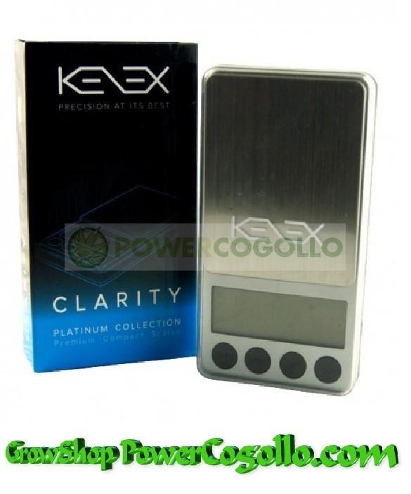 Báscula Digital Kenex Clarity 650 gr / 0,1gr 1