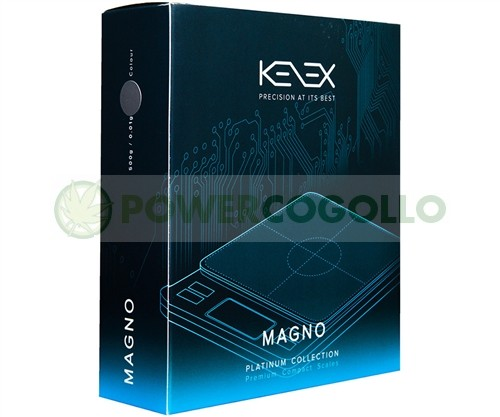Báscula Digital Kenex Magno 1000 gr / 0,1gr 1