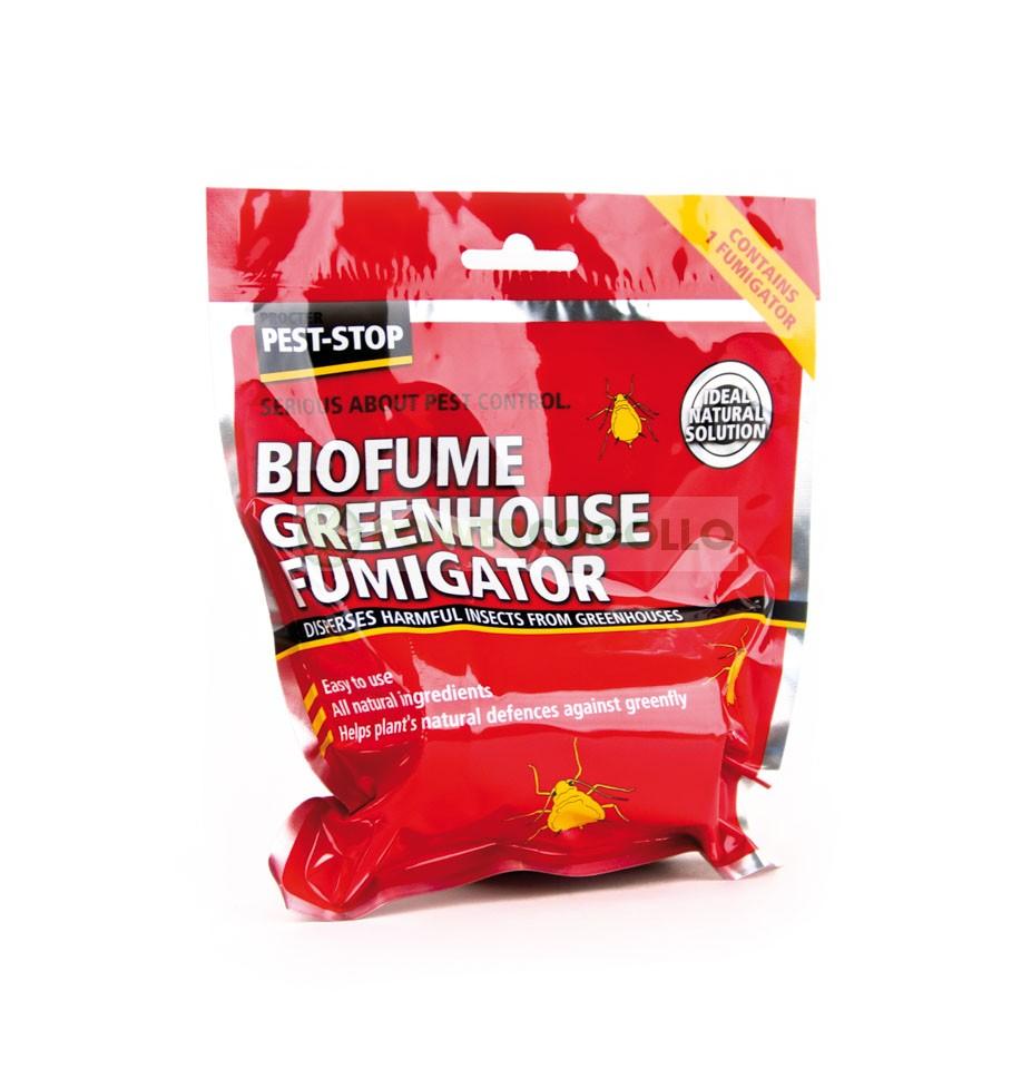 Biofume GreenHouse Fumigator Bomba de Humo  0
