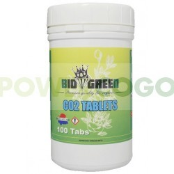 CO2 TABS BIOGREEN 0